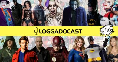 LoGGadoCast | #110 – The Elusive DC Comics