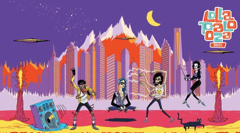 Lollapalooza Brasil 2017 | Destaques do segundo dia de festival