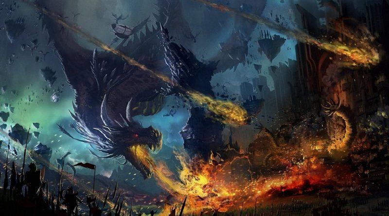 Lista | Dez filmes com dragões