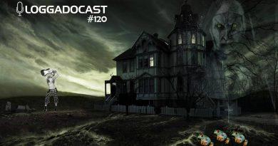 LoGGadoCast | #120 – The Elusive Vó Elisa e o medo que o medo dá