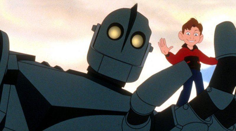 Animaction | O Gigante de Ferro