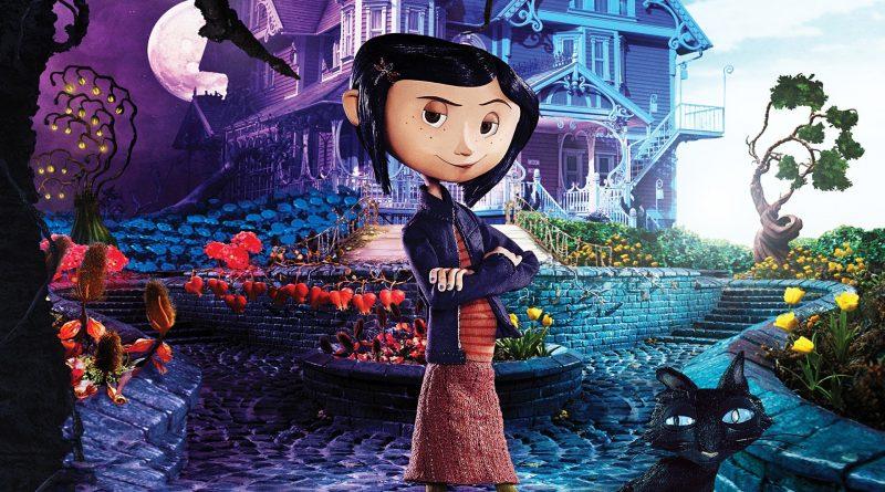 Animaction | Coraline e o Mundo Secreto