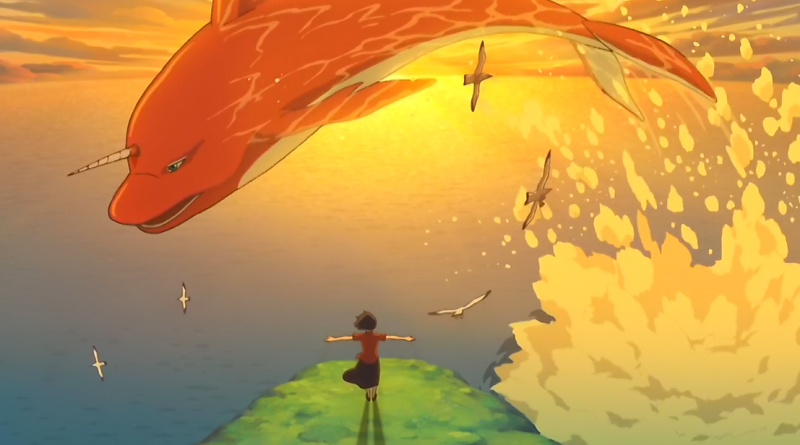 Animaction | Big Fish & Begonia