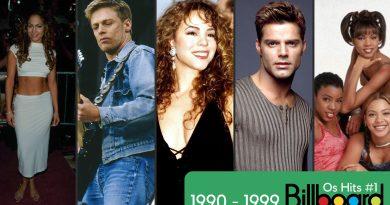 HitList LoGGado   #23 – Os Hits #1 da Billboard (1990-1999)
