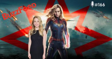 LoGGadoCast | #166 – Capitã Marvel, Testes do BuzzFeed, A Morte Te Dá Parabéns 2 e Muito Mais