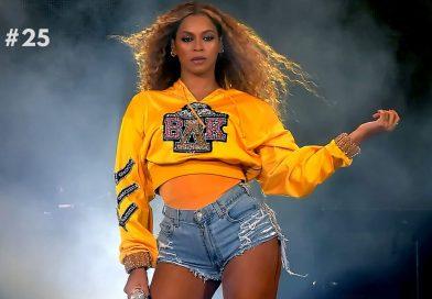 HitList LoGGado | #25 – Beyoncé